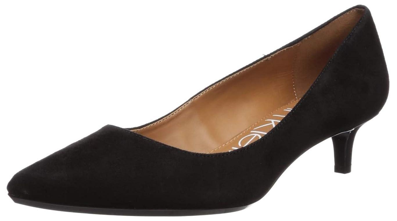 同様のリラックスした粘液[Calvin Klein] レディース US サイズ: 9.5 M US カラー: ブラック