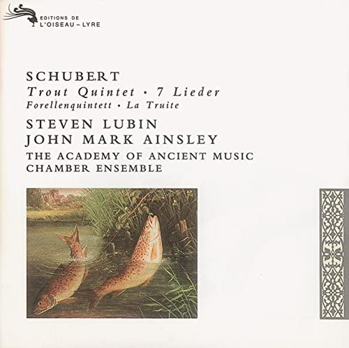 John Mark Ainsley, Steven Lubin & The Academy of Ancient Music Chamber Ensemble