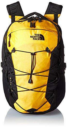 The North Face Equipment TNF Mochila Borealis, Unisex adulto, TNF Yellow Ripstop/TNF Black, Talla única