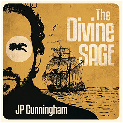 The Divine Sage Audiobook By John Paul Cunningham cover art