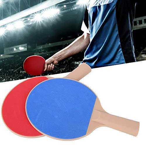01 Racchetta da Ping Pong, Racchetta da Ping Pong per Bambini in Materiale plastico Ecologico di qualità Confortevole per Esterni per Interni