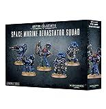 GAMES WORKSHOP 99120101231' Space Marine Devastator Squad Plastic Kit