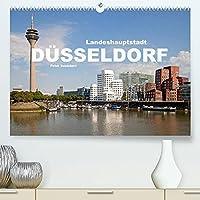 Landeshauptstadt Duesseldorf (Premium, hochwertiger DIN A2 Wandkalender 2022, Kunstdruck in Hochglanz): Die sehenswerte Hauptstadt von Nordrhein-Westfalen. (Monatskalender, 14 Seiten )