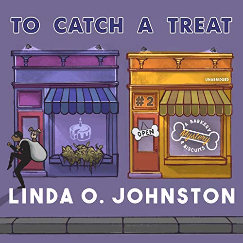 To Catch a Treat Audiobook By Linda O. Johnston cover art