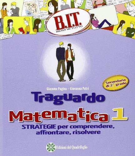 TRAGUARDO MATEMATICA 1: Vol. 1