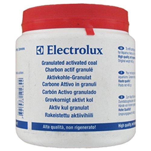 Electrolux - Recharge de filtre à charbon pour hotte de cuisine - Granulés activés (480 g)