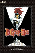 D.Gray-Man Volume 4-6[DGRAY-MAN VOLUME 4-6][Paperback]