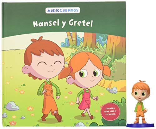 Colección Audiocuentos núm. 05: Hansel y Gretel