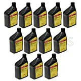 New Set of 12 Quarts AutoforMatic Trans Fluid HCF-2 Gеnuіnе for Hoda Ассоrd Сіvіс 08200 HCF2 / 08200HCF2 / 08200-HCF2