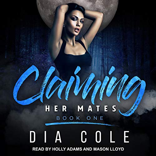 Claiming Her Mates audiobook cover art