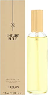 L'Heure Bleue By Guerlain For Women. Eau De Toilette Spray 3.1 Oz Refill.