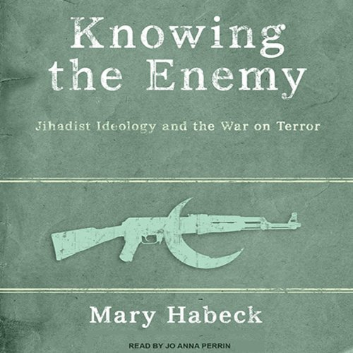 Knowing the Enemy audiobook cover art