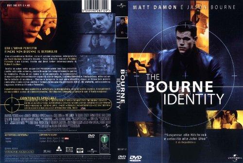 BOURNE IDENTITY EL CASO BOURNE