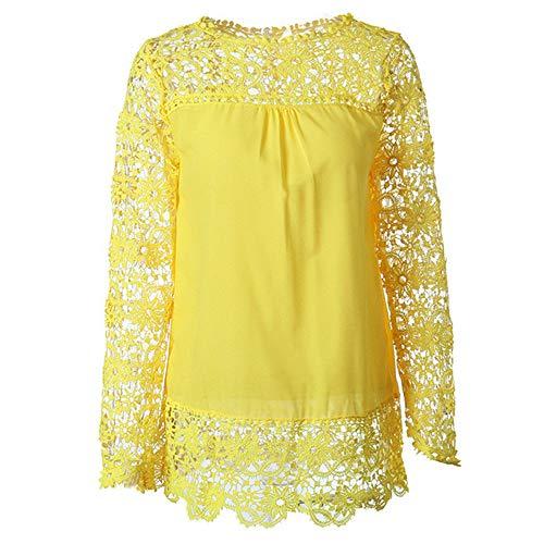 N\P Sexy blusa de encaje mujeres otoo primavera mujeres blusa camisa envo gota