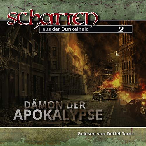 Dämon der Apokalypse Titelbild