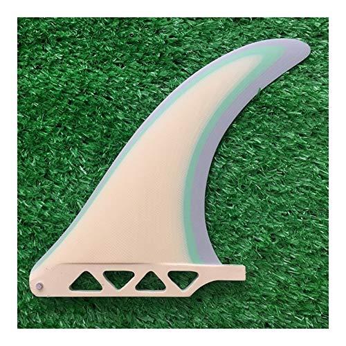 LTH-GD Accesorios de Tablero de Remo 7 Pulgadas de Tabla de Surf Tablas de una quilla Surf Aletas for el Surf Titular de la Tabla de Surf