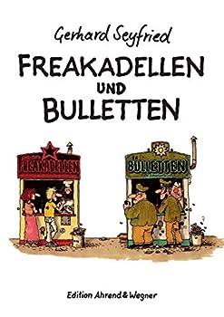 Paperback Freakadellen und Bulletten [German] Book