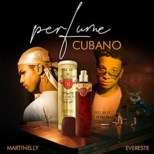 Perfume Cubano [Explicit]