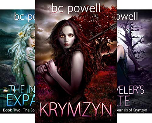 The Journals of Krymzyn (3 Book Series)