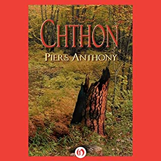Chthon audiobook cover art