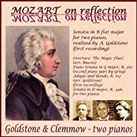 Mozart on Reflection by Goldstone and Clemmow (2007-07-17)
