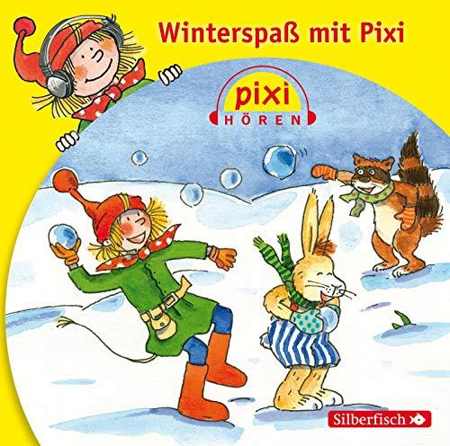 Pixi Hören: Winterspaß mit Pixi: 1 CD