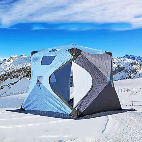 gengyouyuan Verdikte vorm ijs vissen tent in de winter Voeg katoen verdikking snelheid open automatische tent