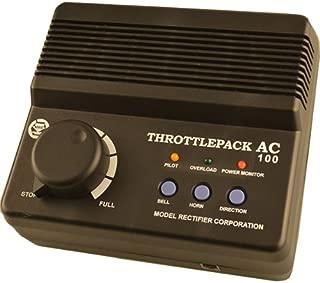 Model Rectifier Corporation Throttlepack AC100 Train Controller