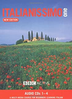Italianissimo One: Cd Pack (BBC Active) (Italian and English Edition)