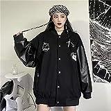 Cloudy 2021 Nouvelle Veste Femme Harajuku Style sous Marée Amprimé Imprimé coréen...