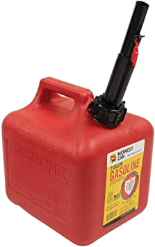 Midwest Can 2300 Gas Can - 2 Gallon Capacity: image