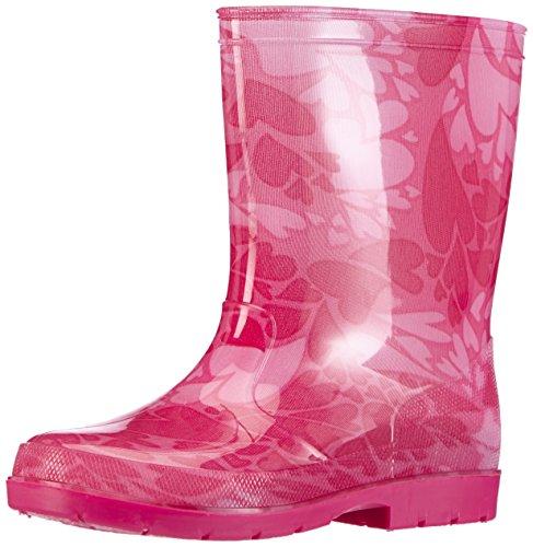 Chuva Mädchen MEISJESLAARS PVC 30 Gummistiefel, Pink (Rosa(Roze) 07)