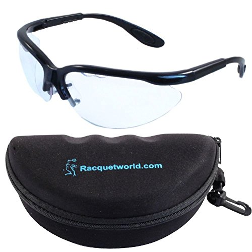 Python Xtreme View Racquetball Eyeguard (Eyewear/Eye Protection) (w/CASE)