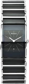 Rado Women's R20785152 Integral Black Dial Ceramic Case Watch