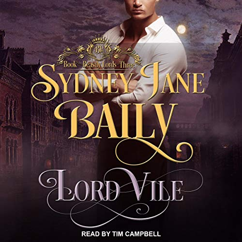 Lord Vile audiobook cover art
