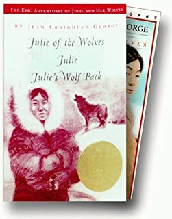 The Julie Trilogy (Julie of the Wolves) by George, Jean Craighead (1999) Paperback