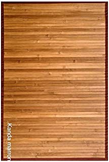 Clara Vidal Bertha Hogar - Alfombra Bambú Kanda, 120x180 cm