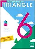 Triangle Mathématiques 6e éd. 2009 - Manuel de l'élève (format compact)