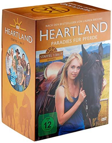 Heartland - Die ersten sieben Staffeln
