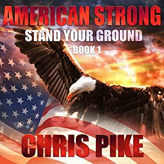 Stand Your Ground audiobook cover art