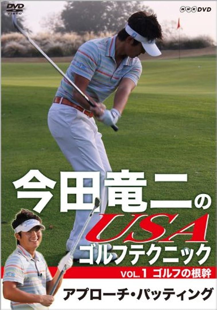 メンタリティ落ち着いてラジエーター今田竜二のUSAゴルフテクニック VOL.1 ゴルフの根幹 アプローチ?パッティング [DVD]