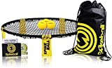 Sports Innovation Spikeball Standard/Combo 3 Ball Kit Game Set Indoor/Outdoor - Includes 3 Balls, Drawstring Bag, and Rule Book