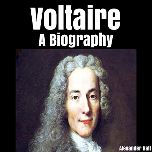 Voltaire audiobook cover art