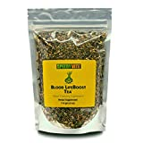 SpeedyVite Blood Cleansing LifeBoost Tea Organic -Cleanses & Supports Natural Removal of Excess Waste Chemicals from The Blood Stream Chaparral Echinacea Chamomile. Herbal Supplement