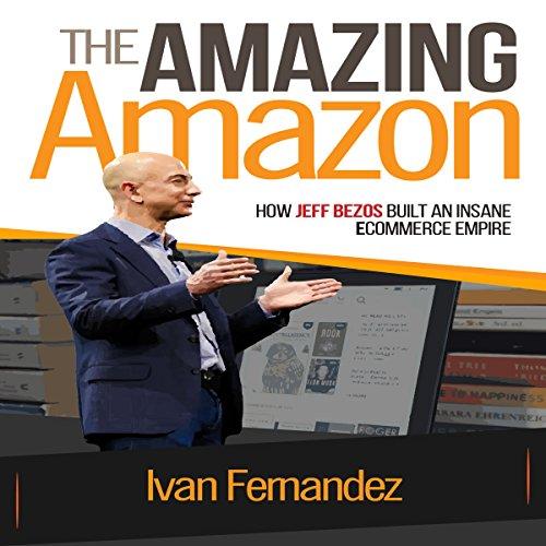 The Amazing Amazon audiobook cover art