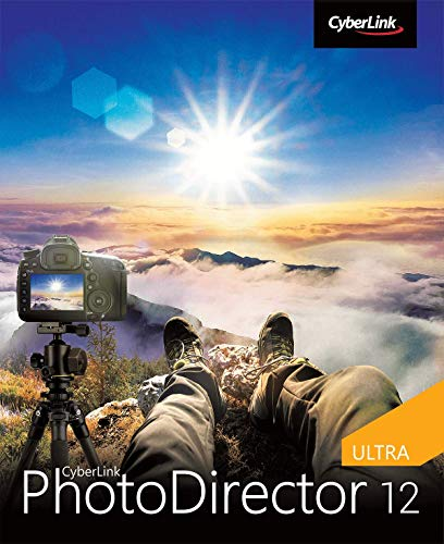CyberLink PhotoDirector 12 Ultra / WIN | PC | Código de activación...