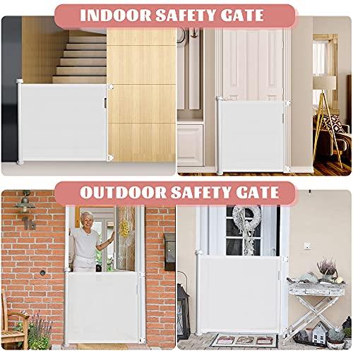 KYG Barreras para puertas y escaleras