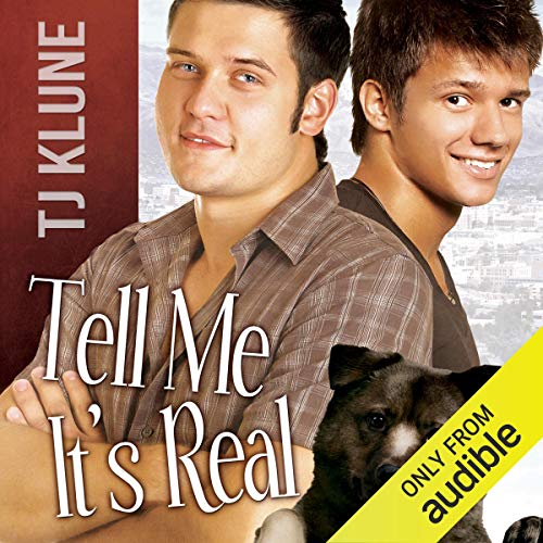 Couverture de Tell Me It's Real