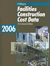 Facilities Construction Cost Data 2006