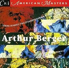 Berger: 3 Pieces for 2 Pianos / Serenade Concertante CRI American Masters